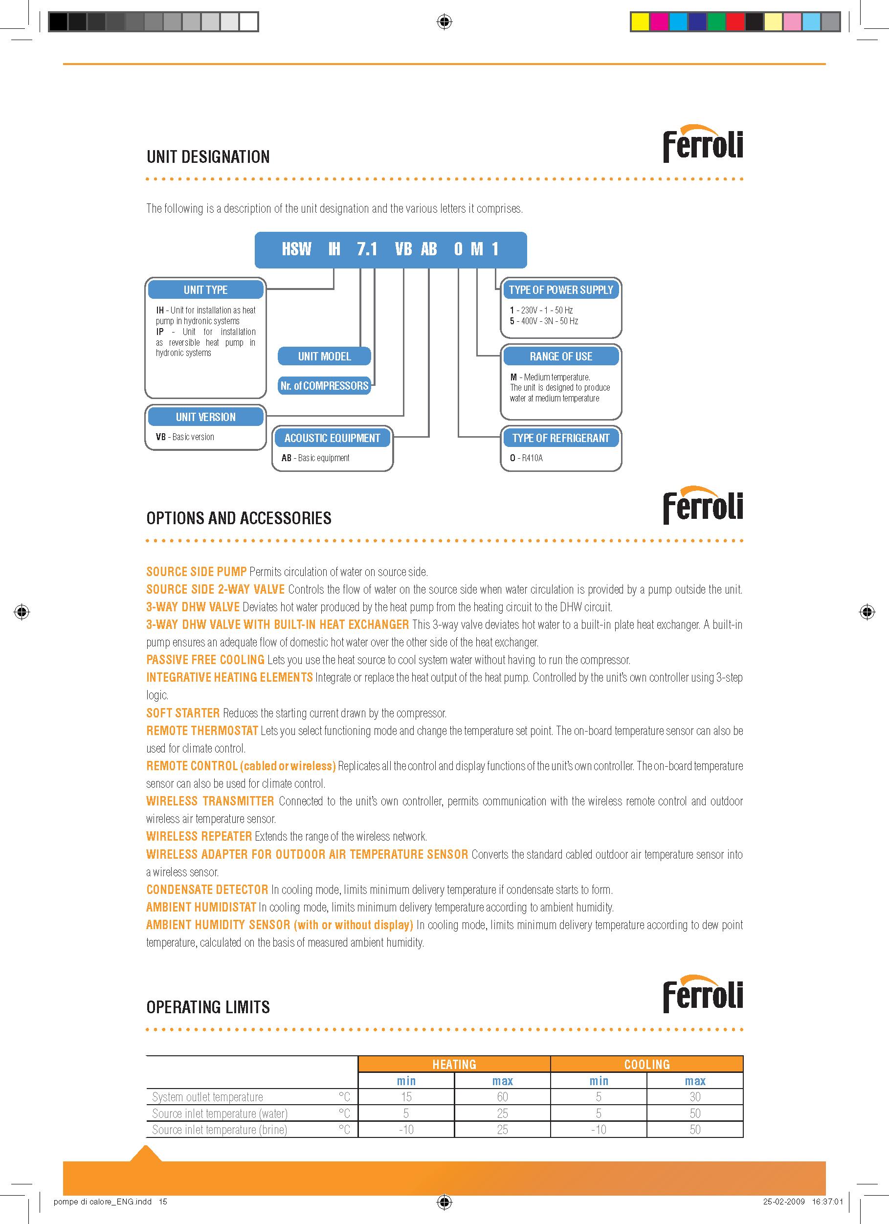 Ferroli HXA_Page_15